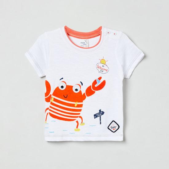 MAX Printed Short Sleeves T-shirt