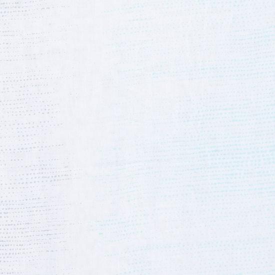 MAX Printed Tassel Detailed Scarf