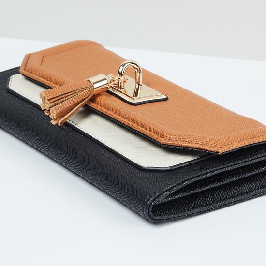 MAX Colourblock Bi-Fold Wallet