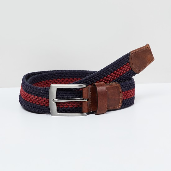 MAX Braided Belt with Buckle Closure