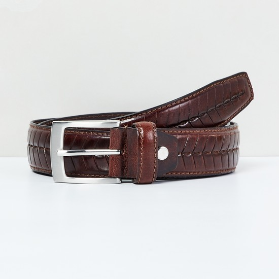 MAX Textured Formal Belt