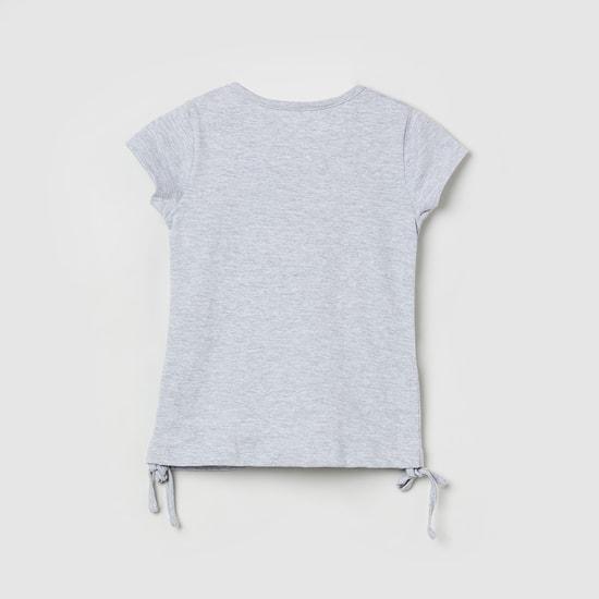 MAX Printed T-shirt and Shorts