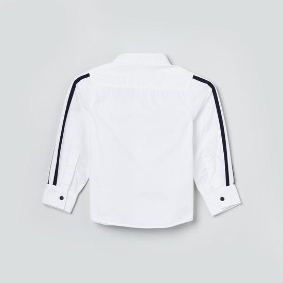 MAX Typographic Print Casual Shirt