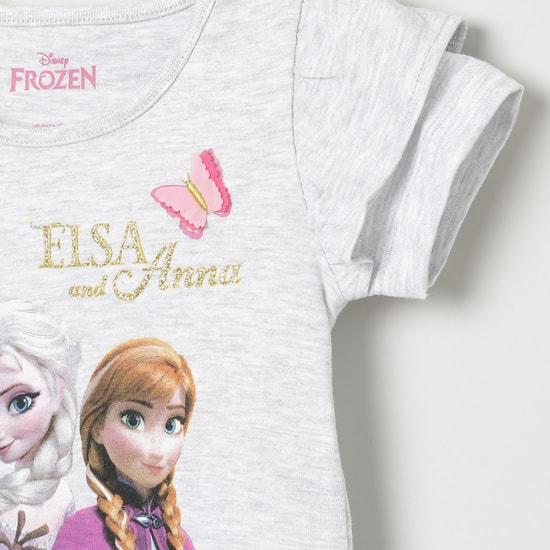 MAX Disney Print Short Sleeves T-shirt