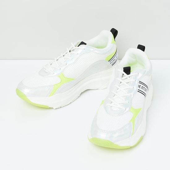 MAX Colourblocked Chunky Sneakers