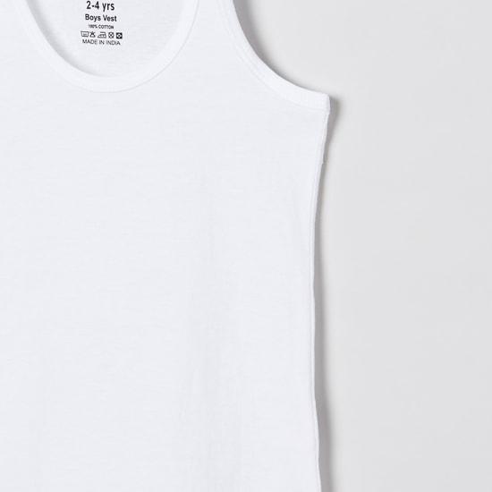 MAX Solid Vest - Pack of 2