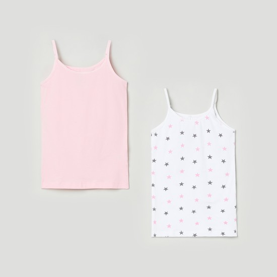 MAX Assorted Camisole- Pack of 2