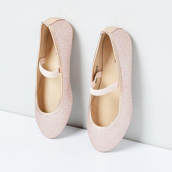 MAX Glittered Ballerina Flats