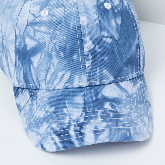 MAX Printed Cap with Adjustable Strap