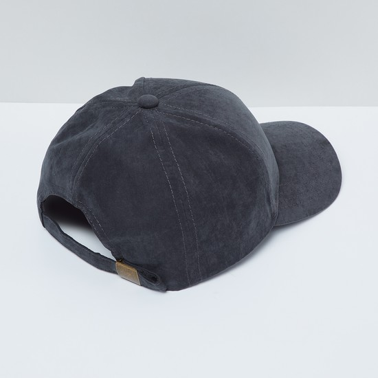 MAX Solid Cap with Adjustable Straps