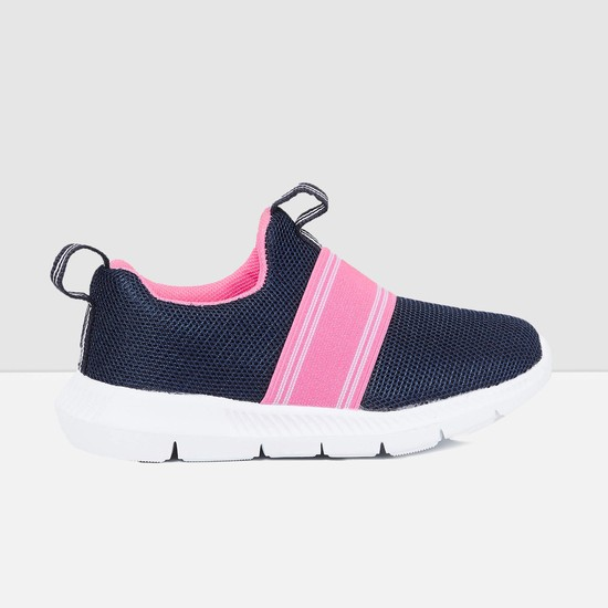 MAX Textured Slip-On Casual Shoes