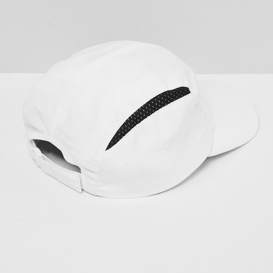 MAX Panelled Cap with Adjustable Strap