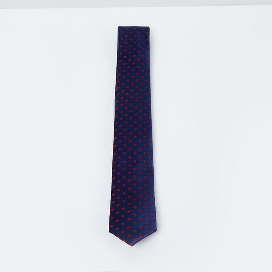 MAX Polka-Dot Print Tie