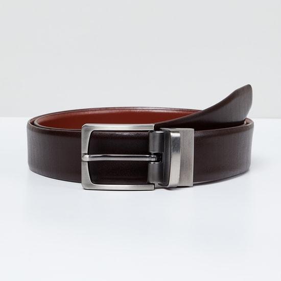 MAX Genuine Leather Reversible Belt