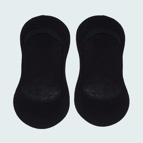 MAX Solid Footlets- Pack of 3