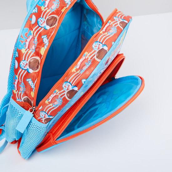 MAX Doremon Print Backpack
