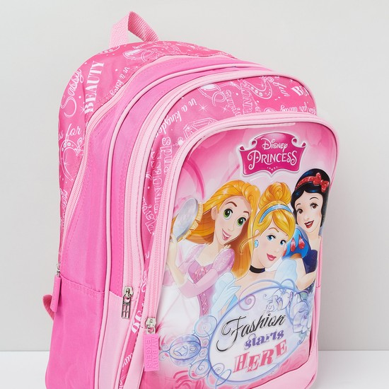 MAX Disney Princess Print Backpack