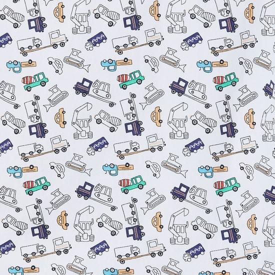 MAX Printed Half-Sleeves Shirt