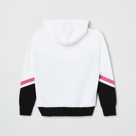 MAX Colourblock Full Sleeves Sweatshirt