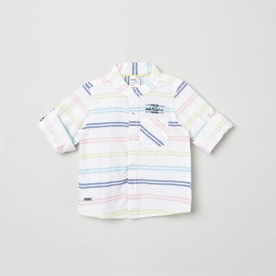 MAX Striped Casual Shirt