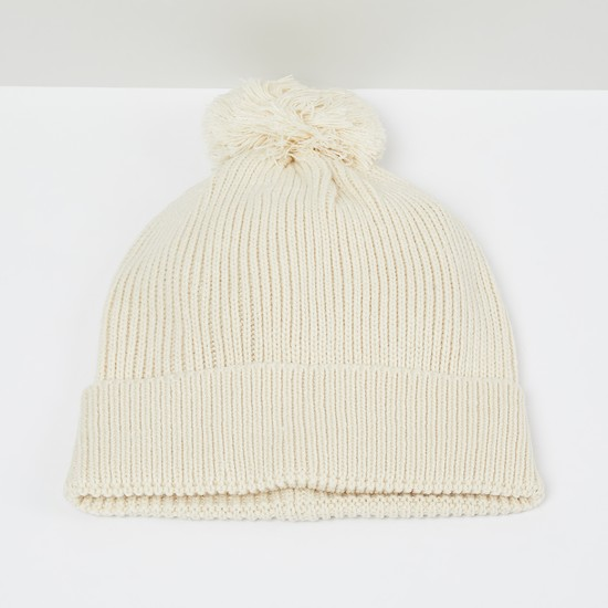 MAX Textured Knit Beanie
