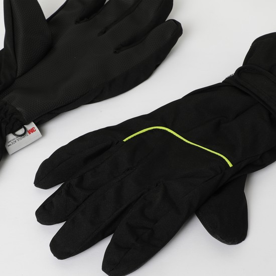 MAX Solid Woven Gloves