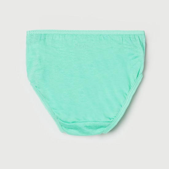 MAX Solid Hipster Panties - Pack of 3 Pcs.