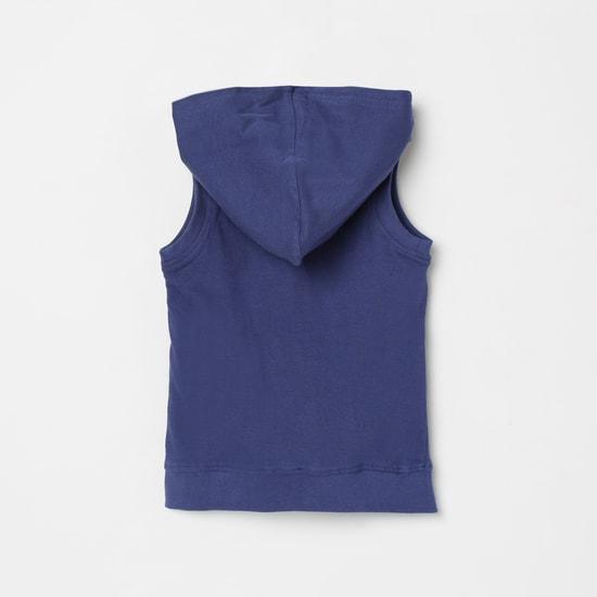MAX Reversible Hooded Sweatshirt