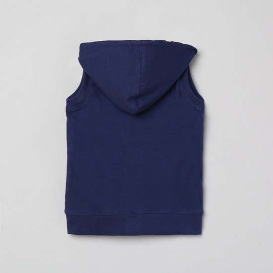 MAX Reversible Hooded T-shirt