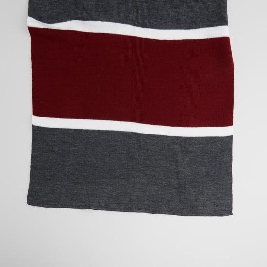 Striped Rectangular Scarf