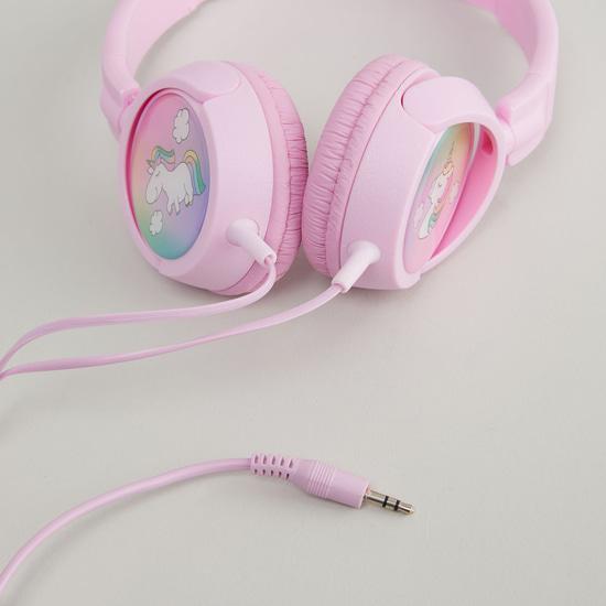 Unicorn Printed Headphones