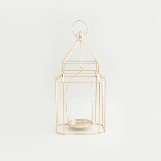 Birdcage Shaped Candleholder