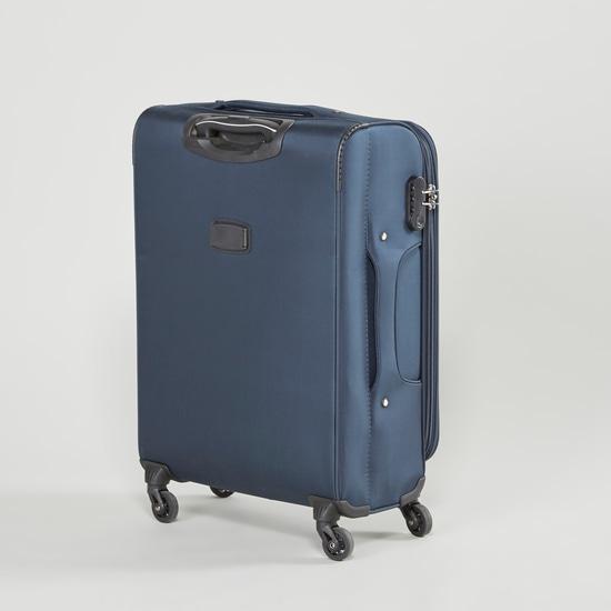 شنطة سفر مرنة بمقبض قابل للسحب - 41x27x58 سم