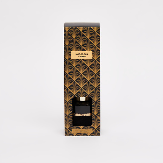 Moraccan Amber Reed Diffuser - 21x7x7 cms