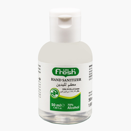 Hand Sanitizer Gel - 50 ml