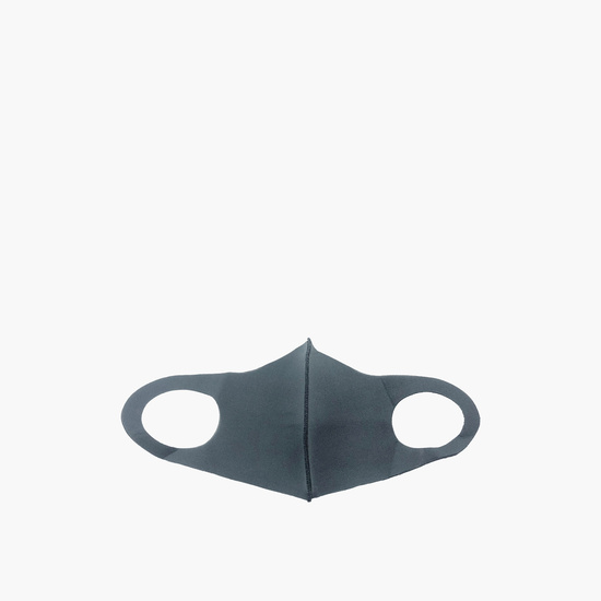 Set of 3 - Solid Reusable Face Mask