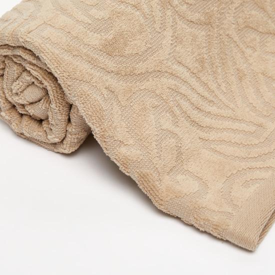 Embossed Hand Towel - 80x50 cms