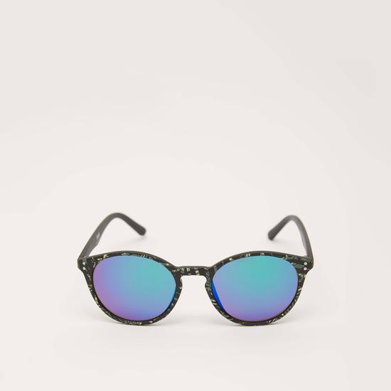 Full Rim Printed Sunglasses