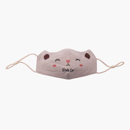 Set of 3 - Animal Print Reusable Face Mask