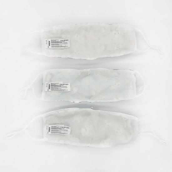 Set of 3 - Unicorn Print Reusable Face Mask