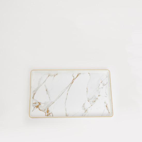 Marble Print Tray