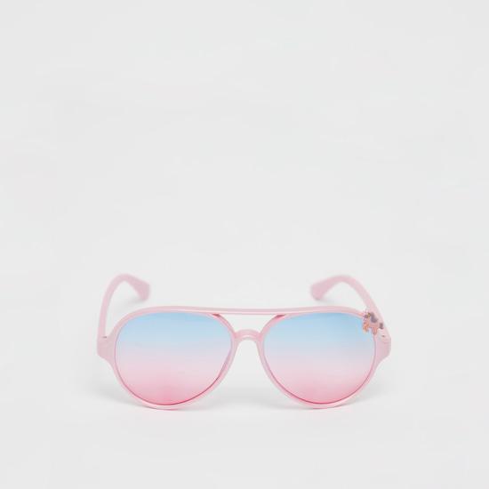 Unicorn Aviator Sunglasses with Full Rim