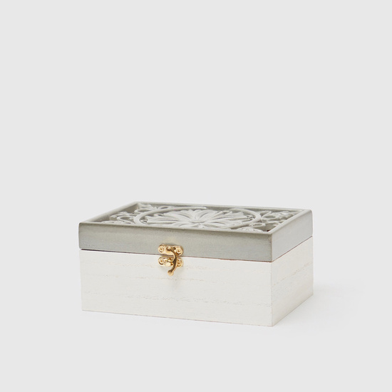 صندوق ديكور سادة