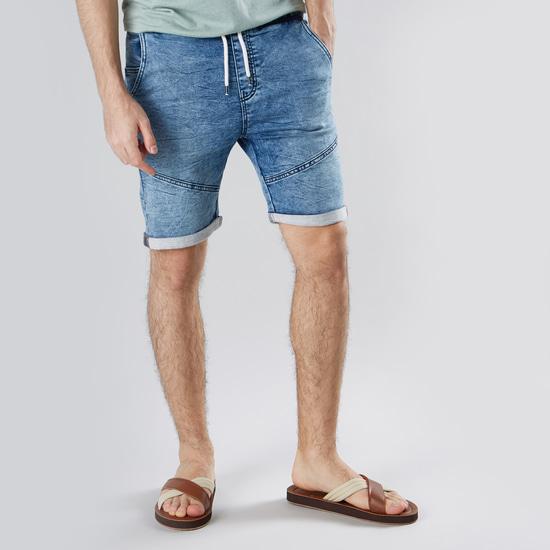 Cross Strap Slip-On Sandals