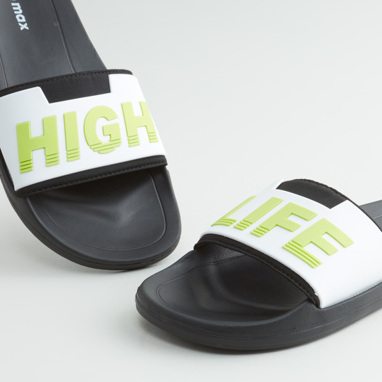 Printed Slip On Slides