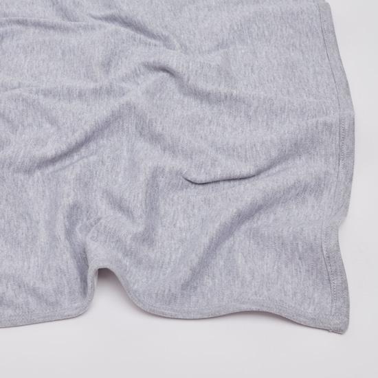 Dinosaur Print GOTS Organic Cotton Blanket with Hood