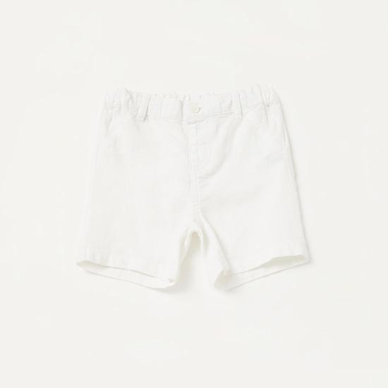 طقم ملابس سادة - 3 قطع
