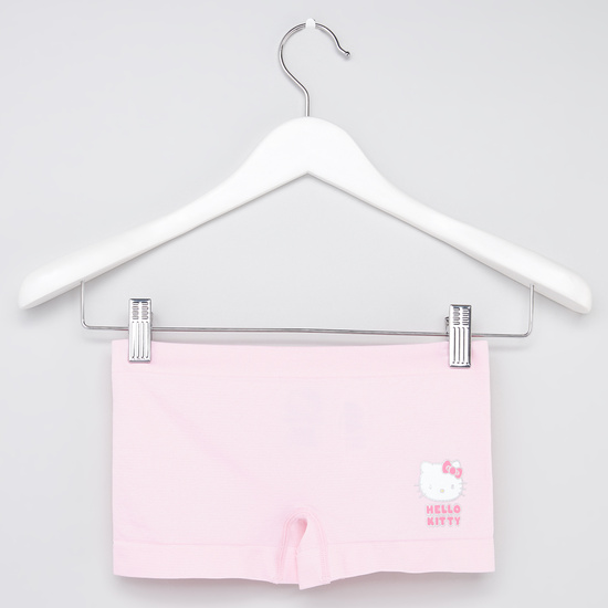Set of 2 - Hello Kitty Printed Briefs with Elasticised Waistband