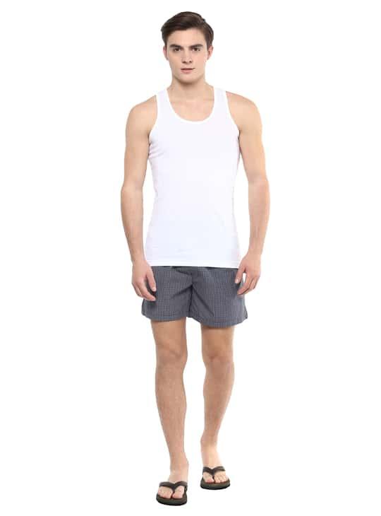 CHROMOZOME Regular Fit Vest - Pack of 3 Vest