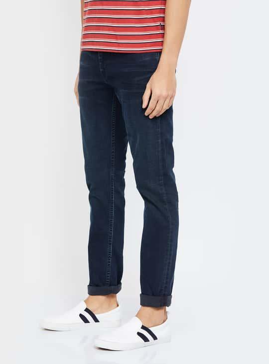 LEVI'S 512 Stonewashed Slim Fit Jeans